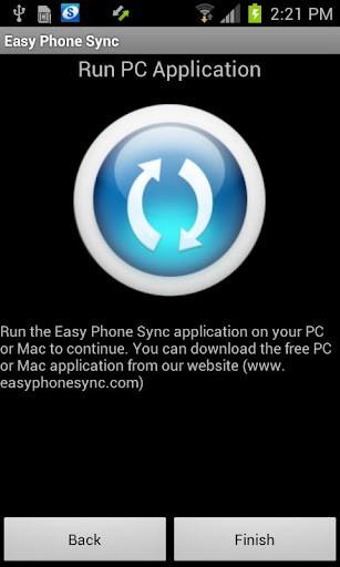 Easy Phone Sync