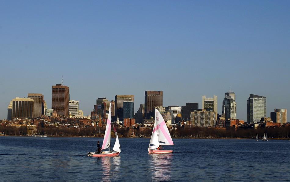 7. Boston
