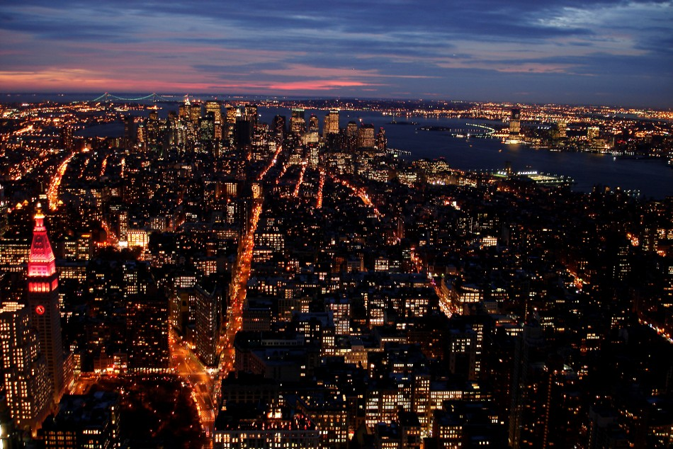8. New York City