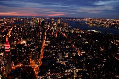 8. New York City