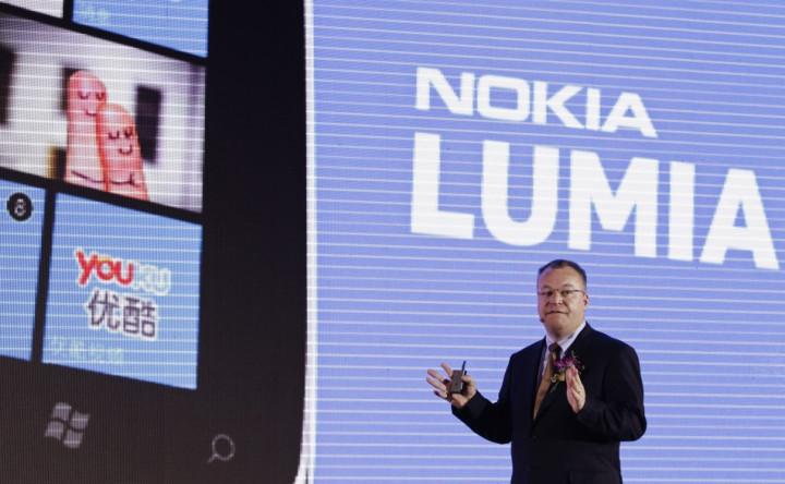 Stephen Elop Nokia Burning Platform
