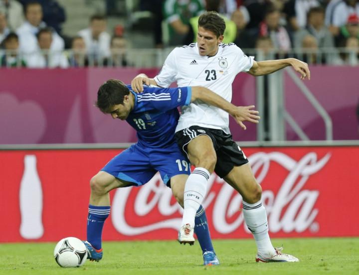 Germany vs Greece