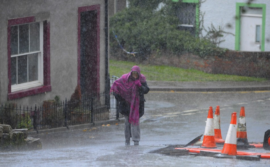 Residents advised to be alert as heavy rain and flooding forecast for parts of UK