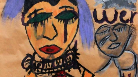 Activist Art Exhibition Reflects the Social Stigmas of African Aids Sufferers