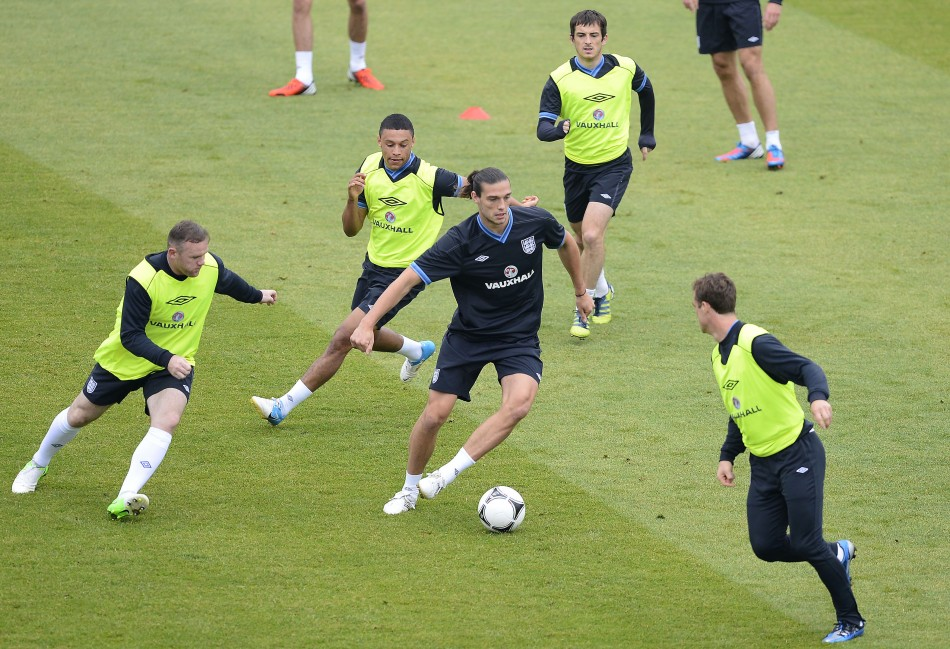 Euro 2012 Quarter Final: England vs Italy