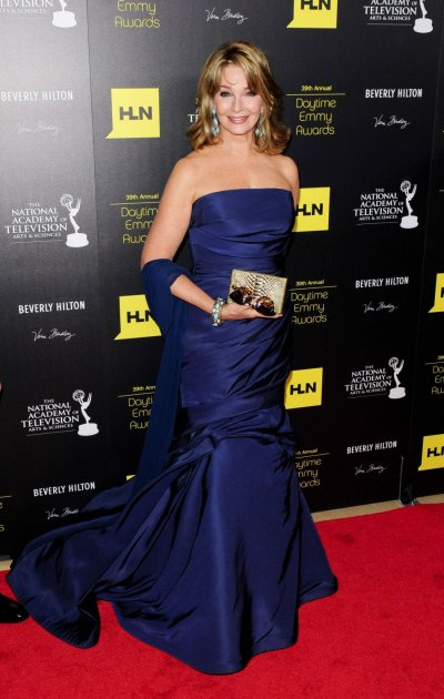 Deidre Hall arrives at the 39th Daytime Emmy Awards in Beverly Hills