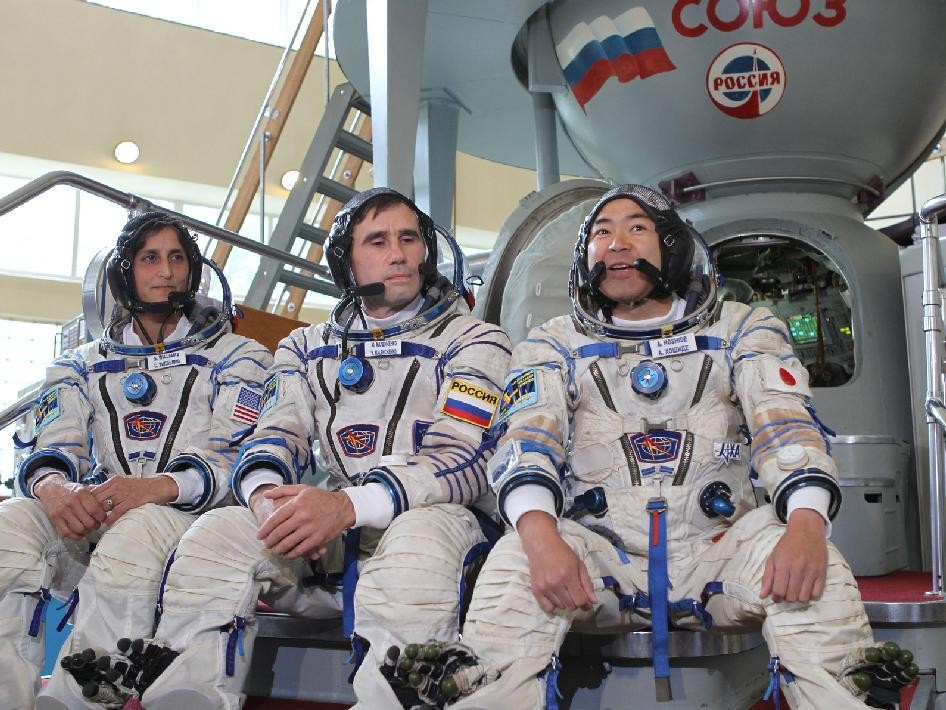 Sunita Williams Heading Back To Space in July