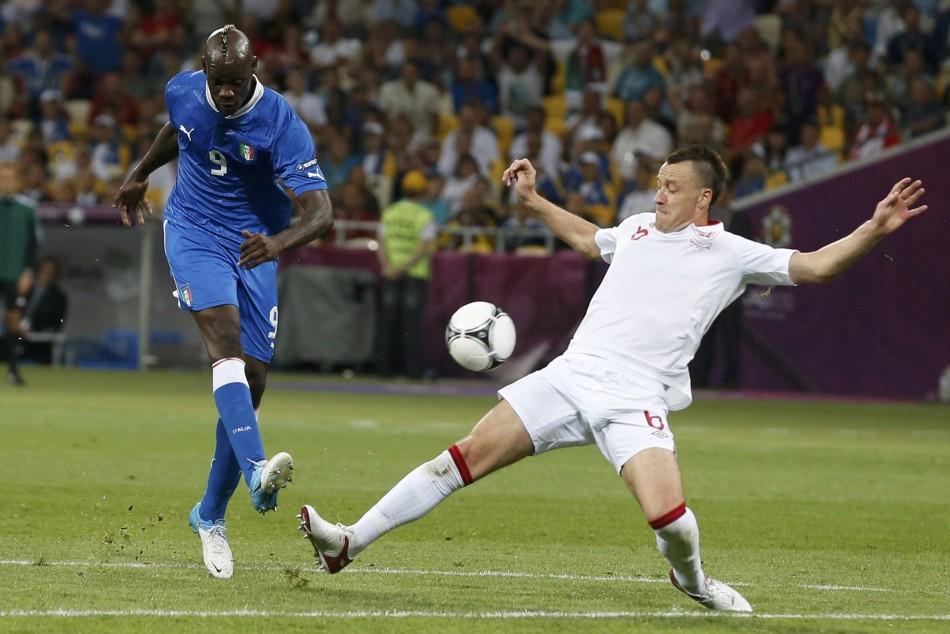 England-Italy