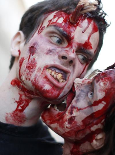 Zombie Apocalypse Re-enactment