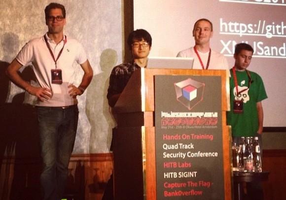 Dream Team's Part 2 of HITB Talk Revealed