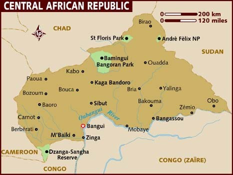 Gunmen have attacked a uranium plant owned by French nuclear power giant Areva in the Central African Republic.
