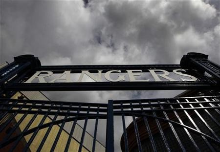Rangers will almost certainly play outside of SPL next season. (Reuters)