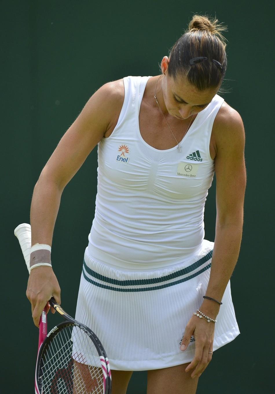 2012 Wimbledon Championships Top Ten Hottest Women On -8411