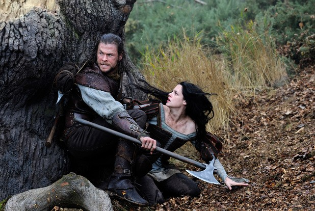 Snow White and The Huntsman.