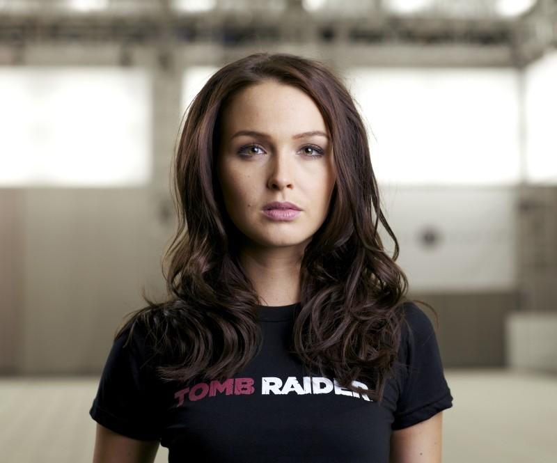 Camilla Luddington Lara Croft Tomb Raider true blood californication