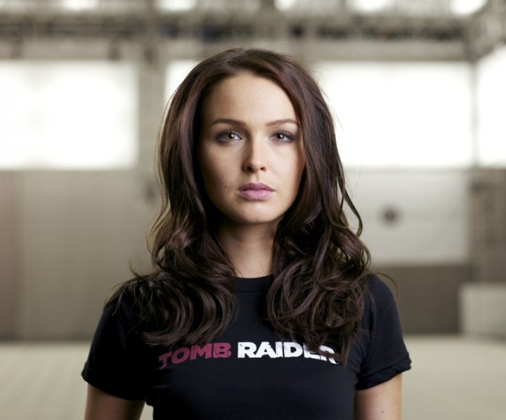 Camilla Luddington Lara Croft Tomb Raider true blood californication
