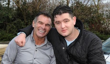 Paddy and David Doherty
