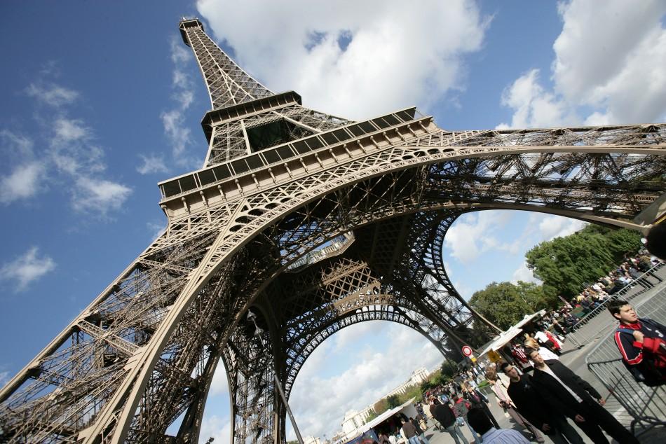 No. 1 Eiffel Tower, Paris