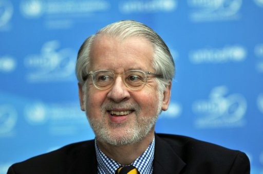 Paolo Sergio Pinheiro, the president of the Independent Commission of Inquiry on Syria
