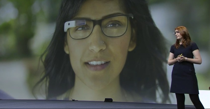 google glass comes in different form factors
