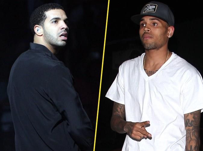 Drake and Chris Brown