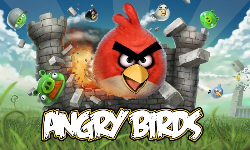 1 Angry Birds