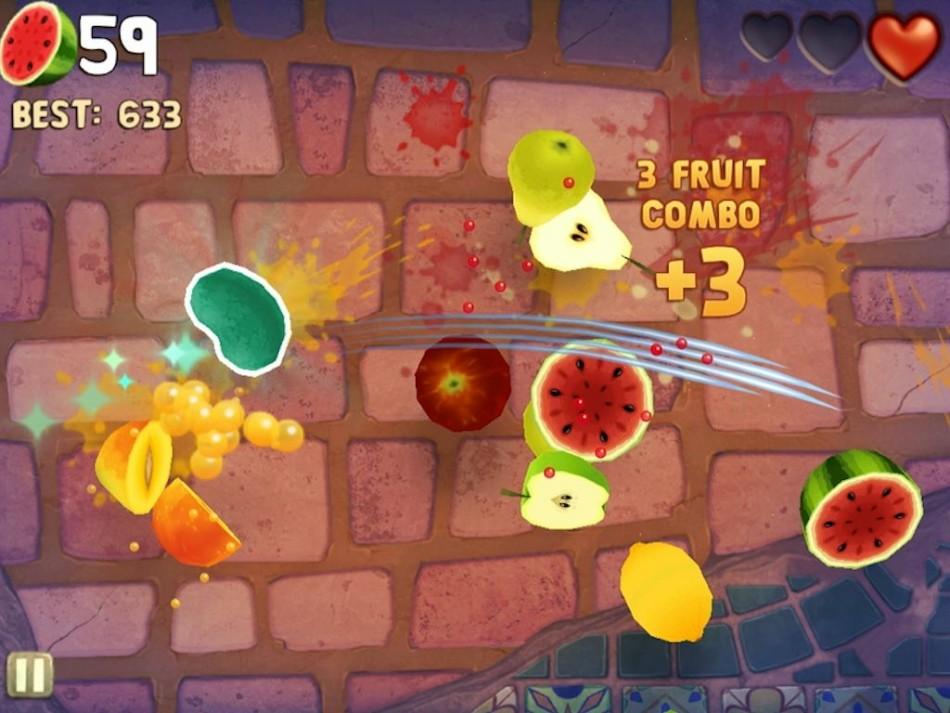 2 Fruit Ninja