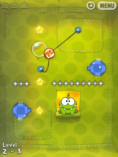 4 Cut The Rope