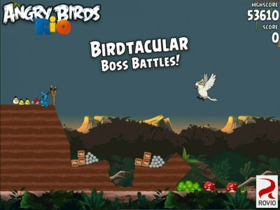 9 Angry Birds Rio