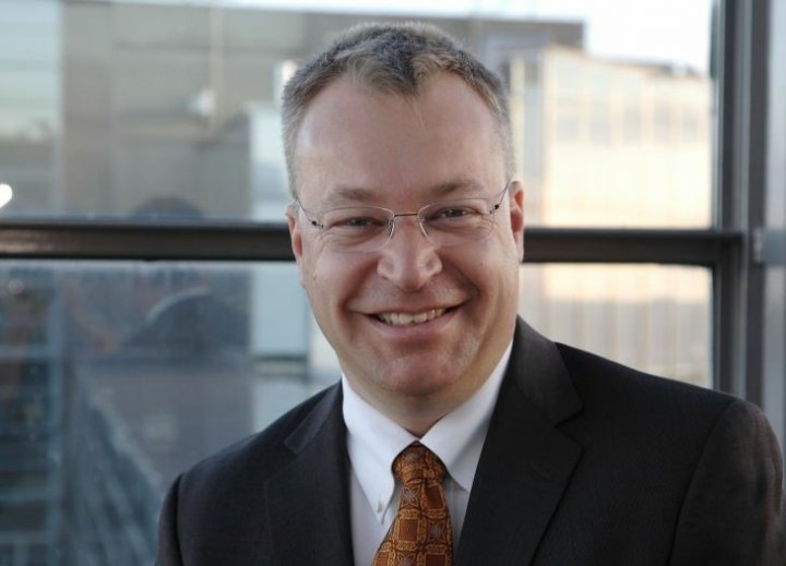 Nokia CEO Stephen Elop Says Microsoft Not Launching Own Smartphone