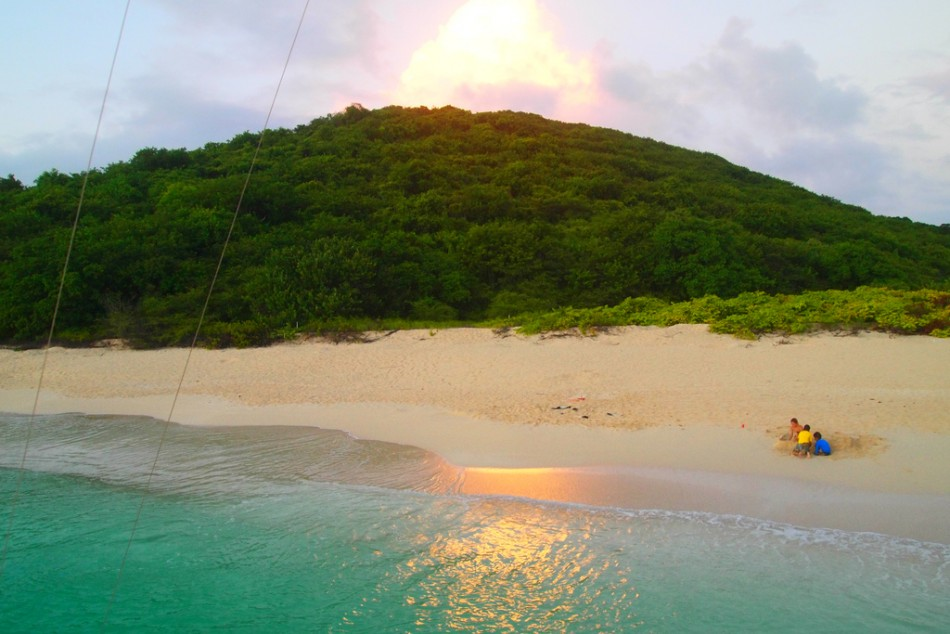 Buck Island, St. Croix - U.S. Virgin Islands