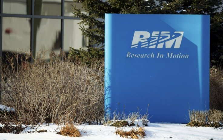 BlackBerry developer Research in Motion's patents worth 80% of the company