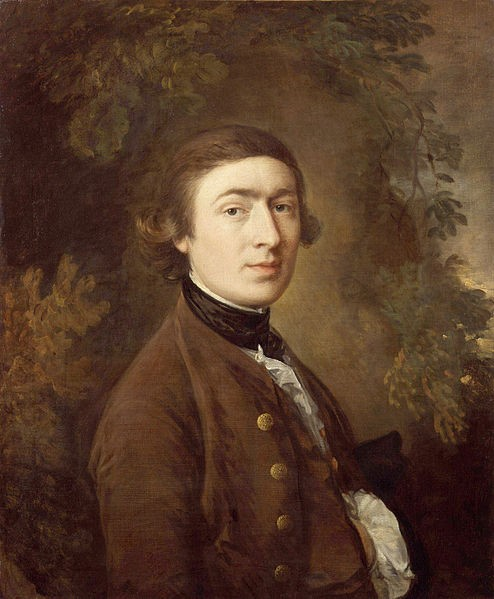 Previously Unknown Portrait by Thomas Gainsborough Goes Under Hammer