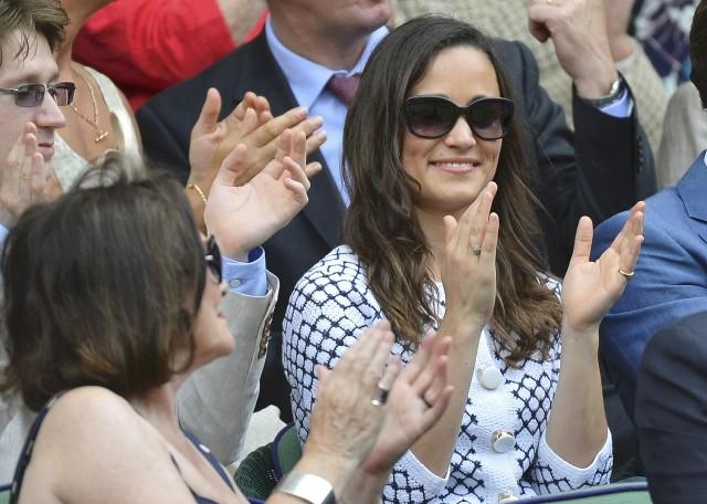 Pippa Middleton at Wimbledon