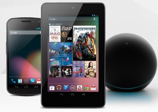 Hot Demands for Google's Nexus 7 Lead to Supply Shortage