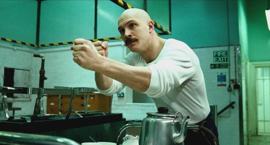 Tom Hardy as Bronson