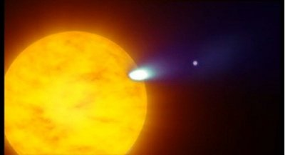 Weird Atmospheric Changes Seen in a Exoplanet