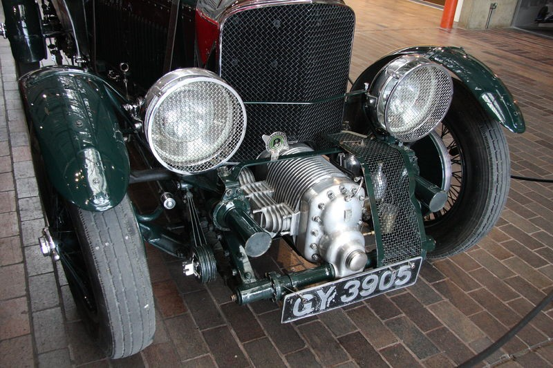 Tim Birkin's Blower Sets World Records as the Most Expensive Bentley Ever Sold