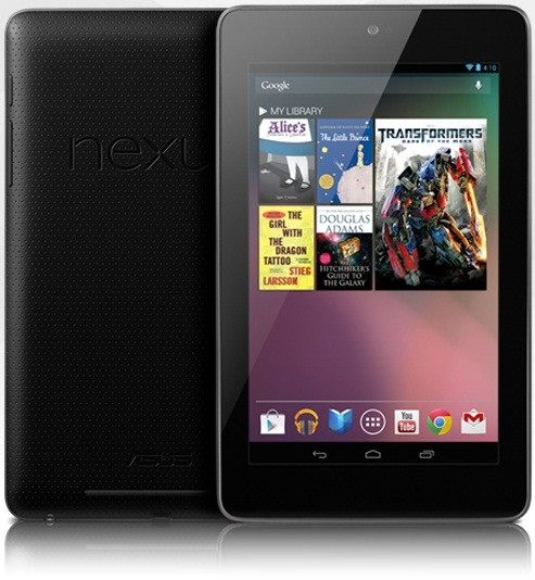 Google Nexus 7 vs. Amazon Kindle Fire: Teardown Reveals Specs In Android Tablet That Dominate Its Rival [VIDEO]