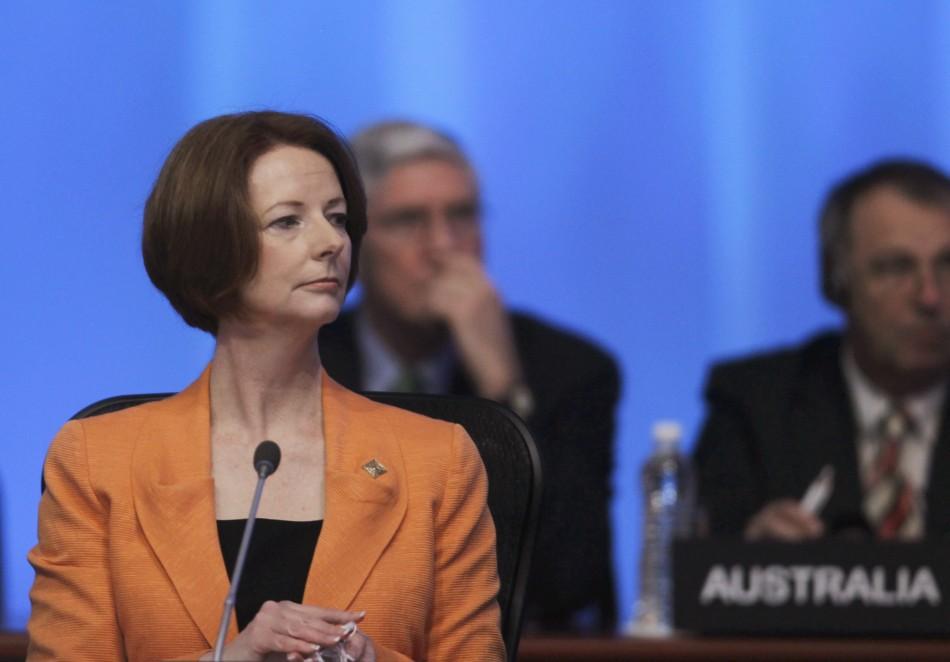 PM Julia Gillard