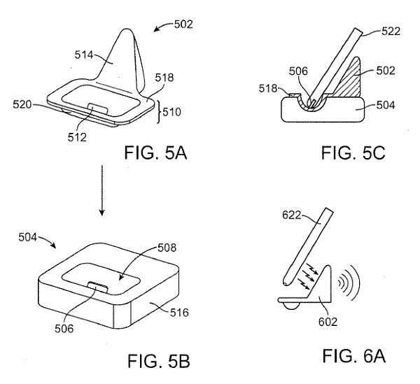 Apple Wireless Charging Dock (Inductive Coupling)