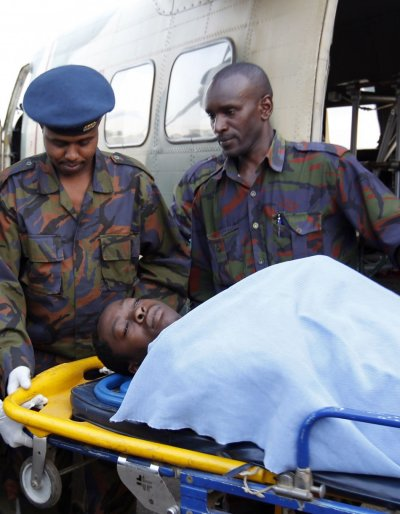 Kenya Church attack