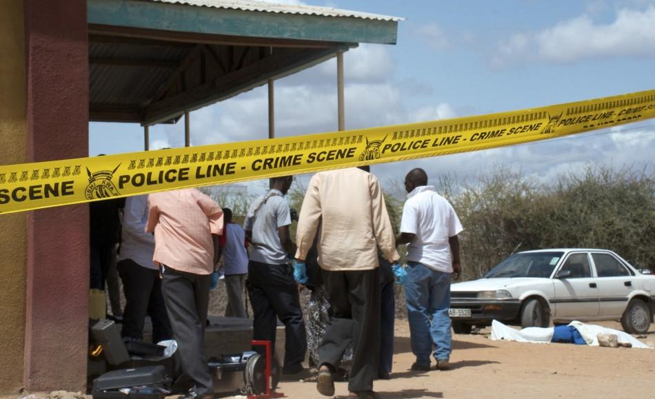 Kenya Church attack