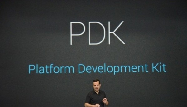 Android 4.1 Jelly Bean: Fragmentation PDK
