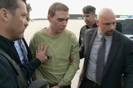 Magnotta, 29, is suspected of killing Jun Lin, a 33-year-old a computer science student at Concordia University (Reuters)