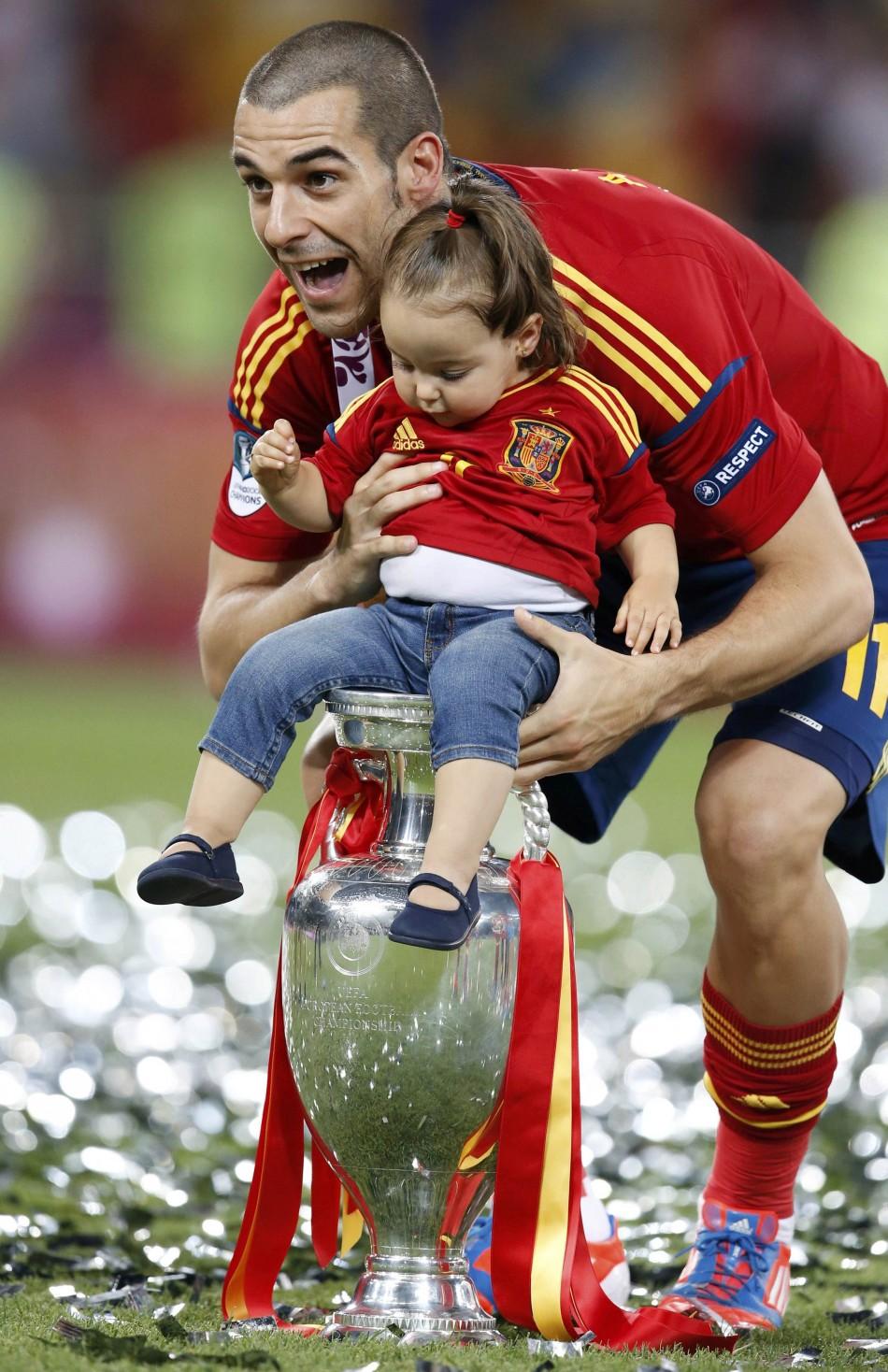 Spain Euro 2012