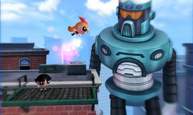 Cartoon Network Punch time Review for Nintendo 3DS powerpuff girls