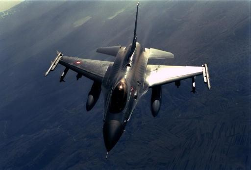 Turkish Air Force F-16