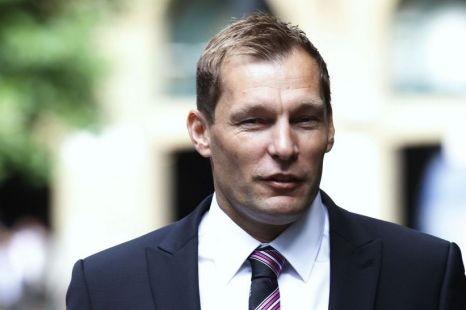 PC Simon Harwood