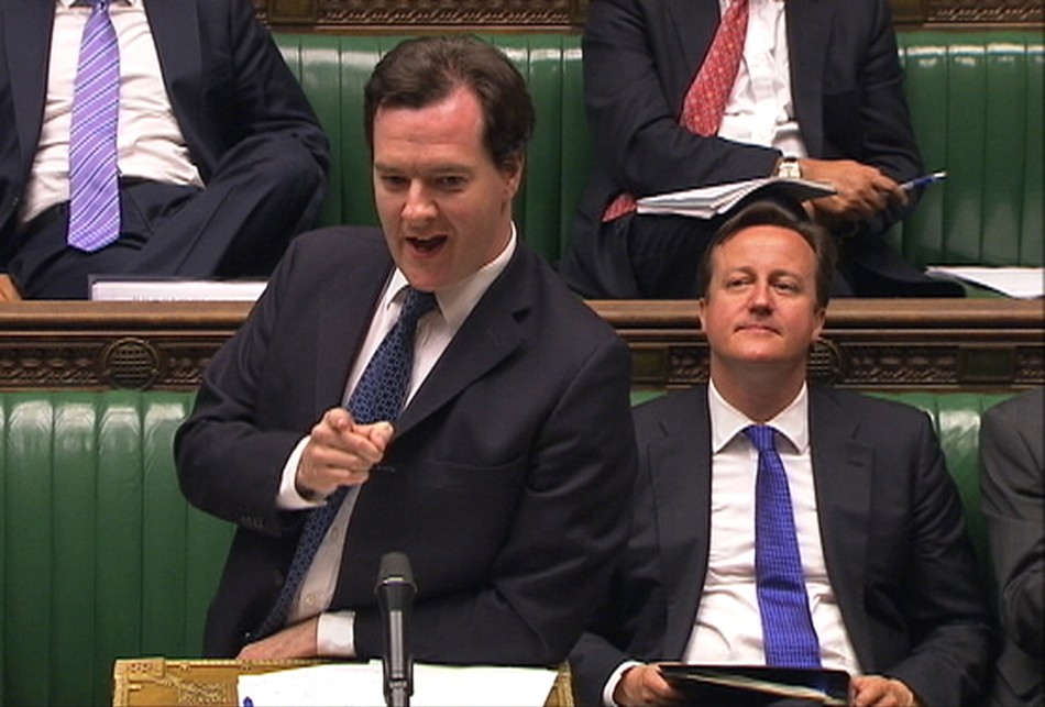 George Osborne: Parliament will investigate banks
